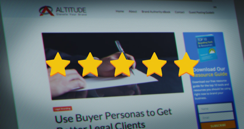 Reviews on Third-Party Sites
