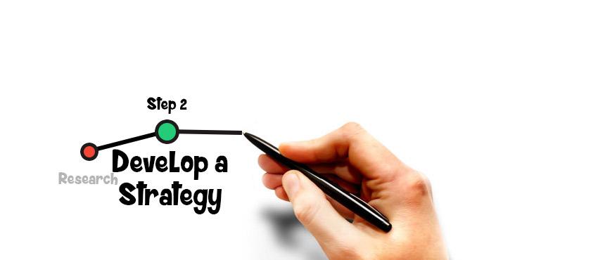 Step 2: Develop a Strategy