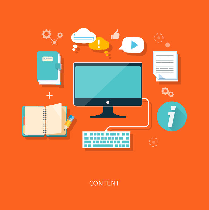 Prepare blog content