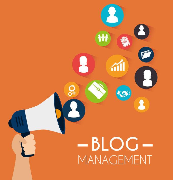 Promote blog content