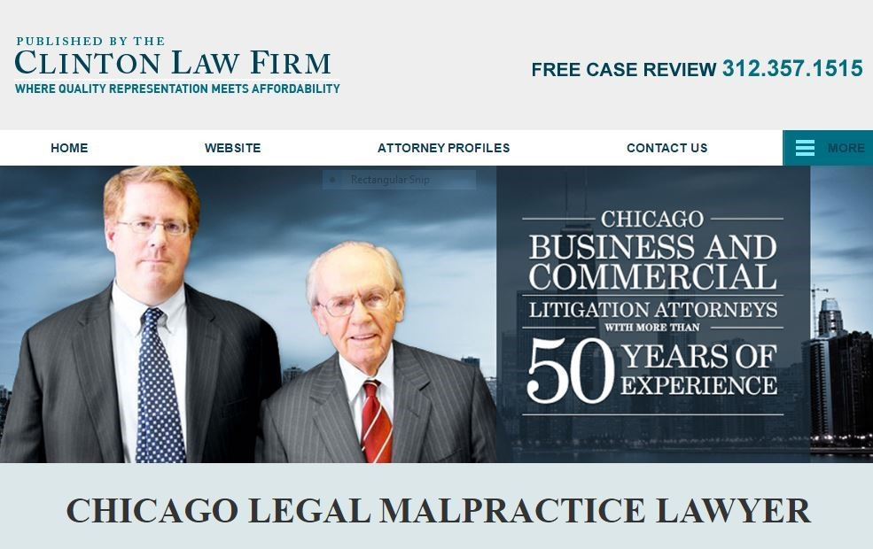 Example of legal blog