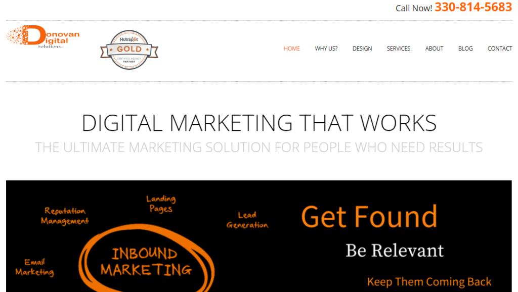 green orange digital marketing