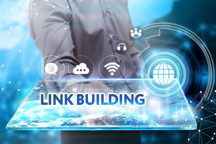 LInk building works for SEO
