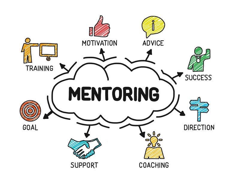 Connect with a mentor