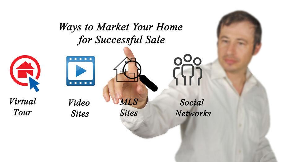 Diverse real estate marketing
