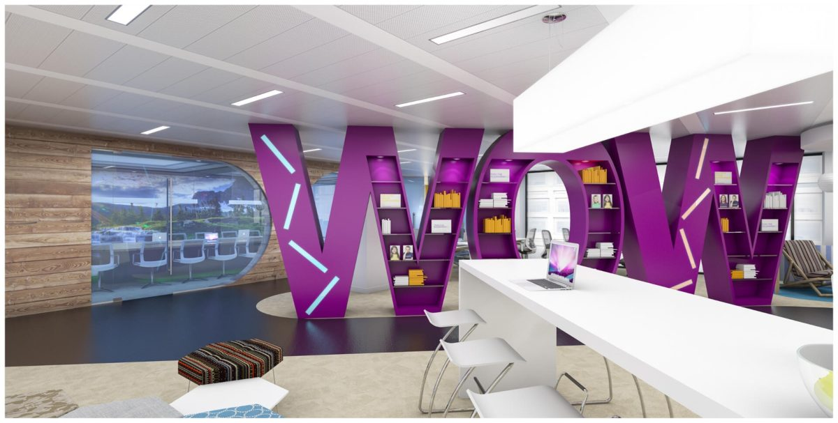 Well designed offices are part of your brand