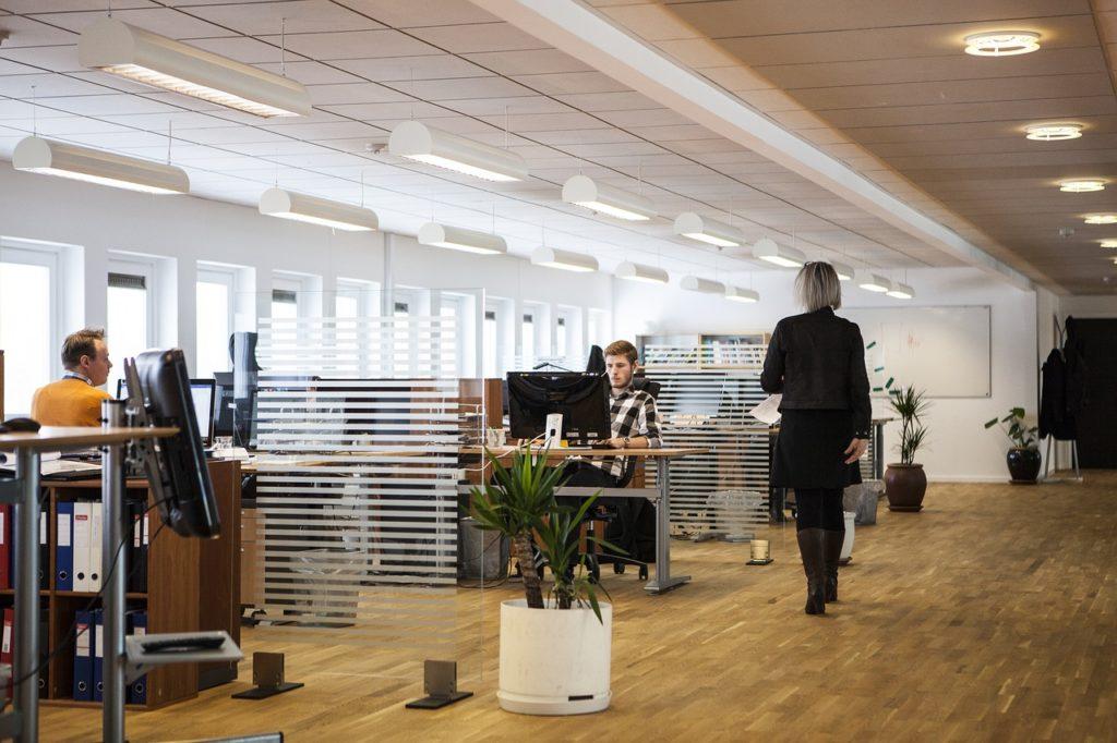 Maintain great office organization