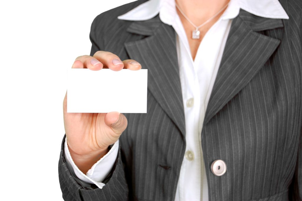 What to Consider When Designing Your Business Card