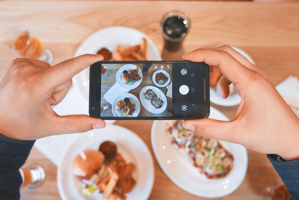 Food blog phoot