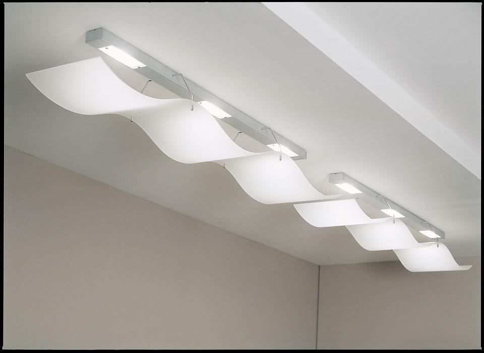Have proper office lighting