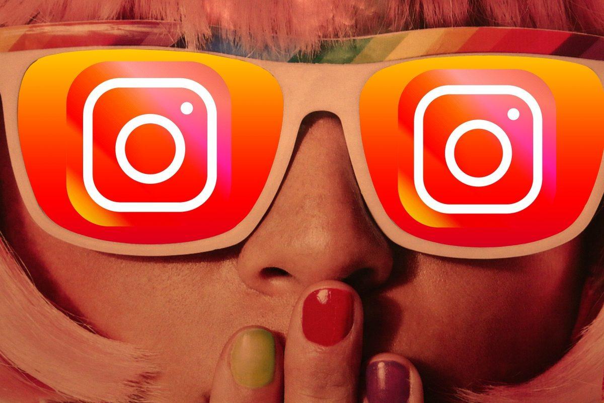 Instagram bio glasses