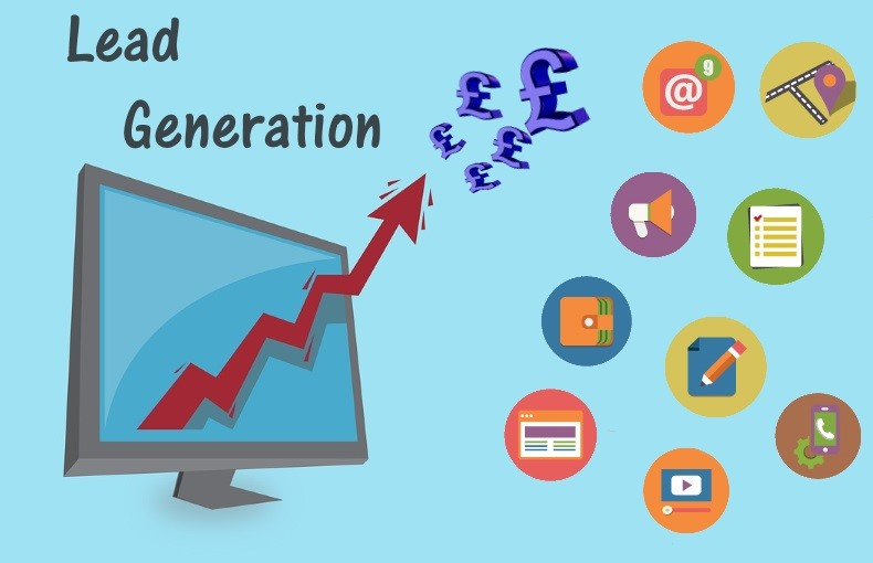 Lead generation graphic