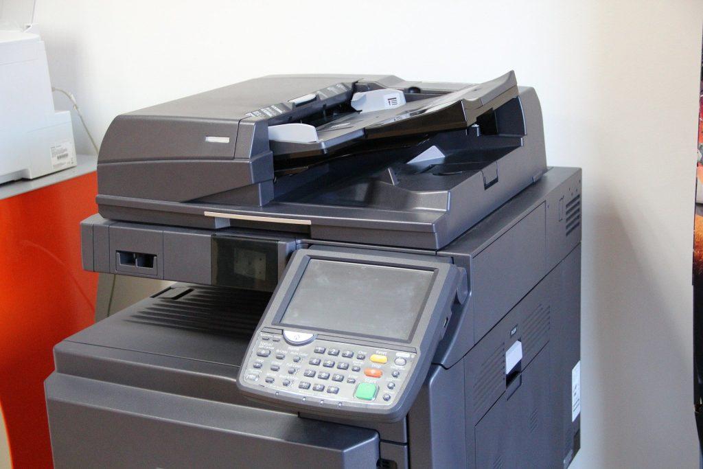 Officer printer -copier