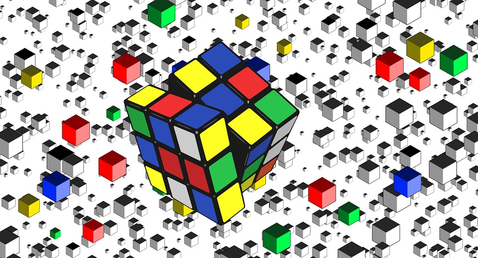 Rubic's cube - can you solve it?