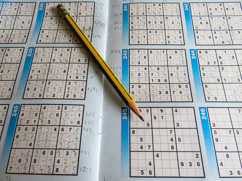 Find patterns for your puzzle